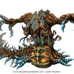 (New!) Giant Elder Horror